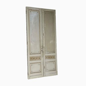 19th Century French Chateau Doors, Set of 2
