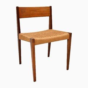 Vintage Danish Teak Pia Chair by Poul Cadovius