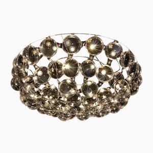 Half-Superstar Ceiling Lamps, Set of 2