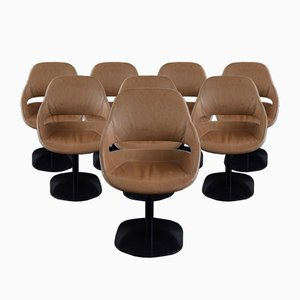 Eva Chairs by Ora Ito for Zanotta, Set of 8
