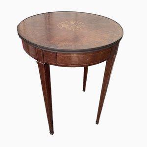 Louis XVI Pedestal Table