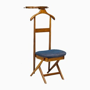 Mid-Century Italian Valet Chair in the Style of Ico and Luisa Parisi for Fratelli Reguitti