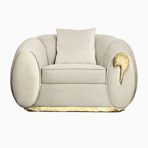 Soleil Lounge Chair from Covet Paris