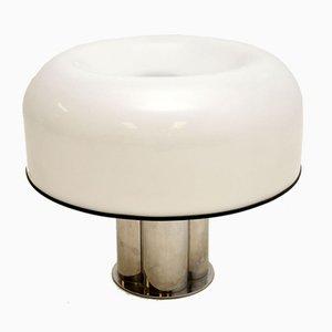 Large Vintage Italian Table Lamp from Guzzini