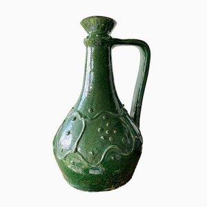 Vintage Rustic Ceramic Vase, 1970s