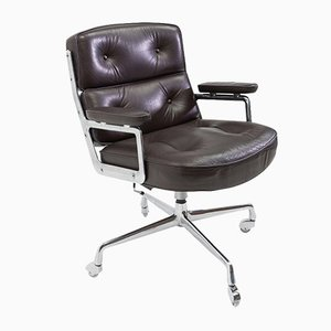 Vintage Time Life Lobby or Executive Chair by Eames for Vitra, 1970s