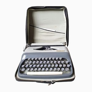 Vintage Typewriter from Consul, 1950s