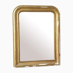 Large Antique Bohemian Mirror