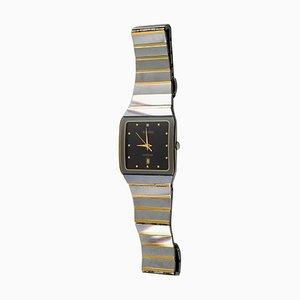 Diastar Steel Rado Watch, 1980s