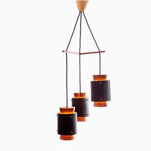 Danish Hanging Lamp by Jo Hammerborg for Fog & Mørup