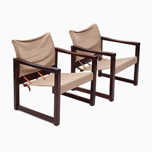 Safari Chairs by Karin Mobring for IKEA, 1970s