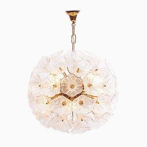Sputnik Dandelion Lamp by Emil Stejnar for J. T. Kalmar