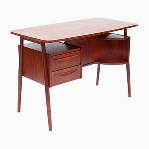 Danish Desk by Gunner Nielsen for Tibergaard