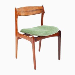 Model 49 Chair by Erik Buch for Oddense Maskinsnedkeri