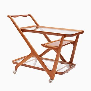 Serving Cart by Cesare Lacca for Cassina, 1950s