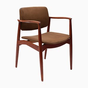Captains Chair by Erik Buch for Ørum Møbelfabrik, 1955