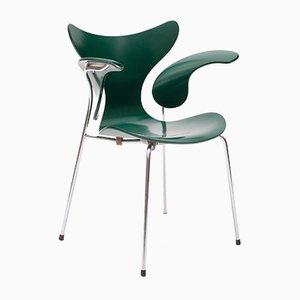 Seagull Chair by Arne Jacobsen for Fritz Hansen