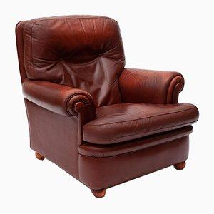 Club Leather Armchair from Poltrona Frau