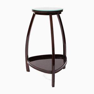 Art Nouveau Side Table by Marcel Kammerer for Thonet