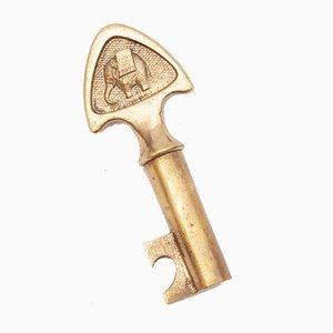 Brass Corkscrew by Carl Auböck