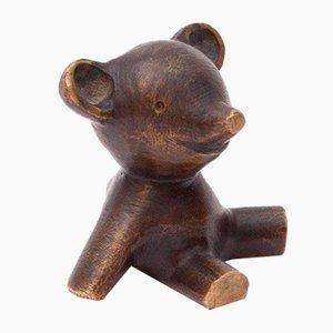 Bear Figure by Walter Bosse