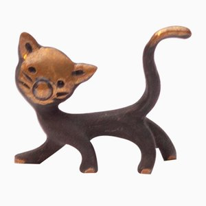 Cat Figure by Herta Baller