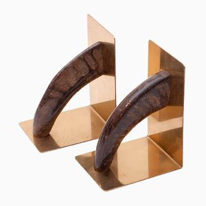 Bookends by Carl Auböck, Set of 2