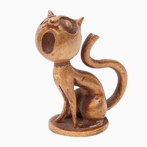 Cat Figure by Franz Hagenauer