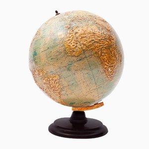 Brass and Plastic Globe