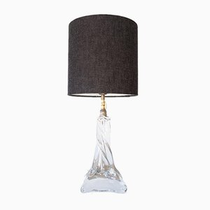 Baccarat Crystal Table Lamp