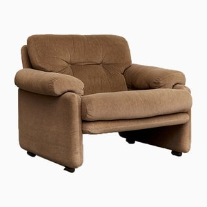 Coronado Lounge Chair by Tobia & Afra Scarpa for B & B Italy