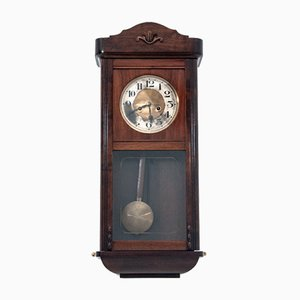 Early 20th Century Wall Clock