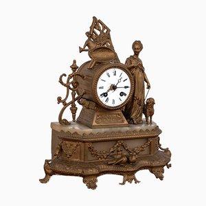 Fireplace Clock, 1910