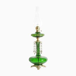 Art Nouveau Petroleum Oil Lamp by Rudolf Ditmar, 1890s