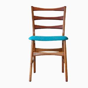 Mid-Century Danish Teak Chair, 1960s