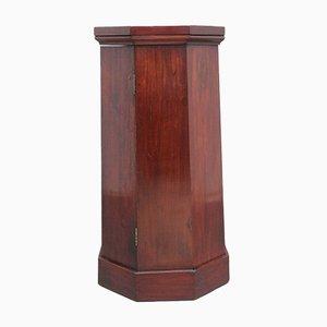 19th Century Pedestal Cupboard