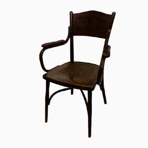 Lounge Chair by Michael Thonet for Gebrüder Thonet Vienna GMBH