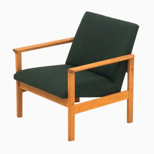 FU 05 Oak Lounge Chair by Yngve Ekström for Pastoe