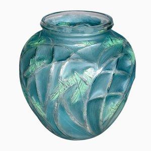 Grasshopper Vase by R. Lalique, 1912