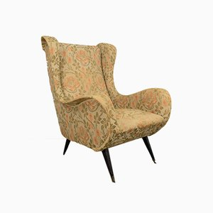 Armchair in the Style of Marco Zanuso, Italy, 1950s