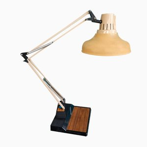Mid-Century Cantilevered Desk Lamp from Electrix, USA