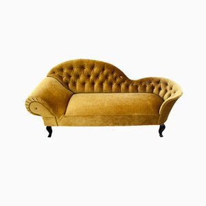 Yellow Chaise Longue, Northern Europe, 1920s