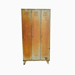 Industrial Locker Cabinet with 3 Doors