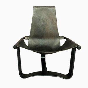 Armlehnstuhl von Ingmar & Knut Relling für Westnofa, 1960er