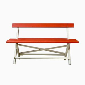 Vintage Folding Bench