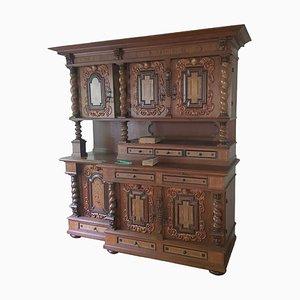 Gründerzeit Wood Cabinet