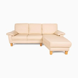Leather Sofa from Willi Schillig