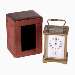 Travel Clock with Case