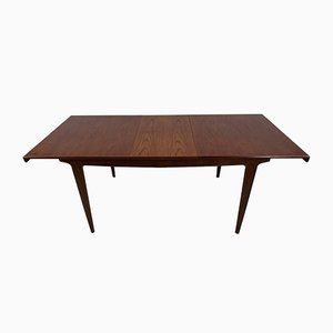 Extending Teak Butterfly Dining Table from A. Younger Ltd.