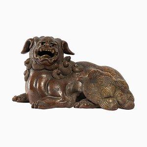 Shishi Bizen Pottery, Japan, 19th-Century